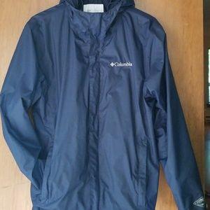 Columbia Omnitech Waterproof Jacket